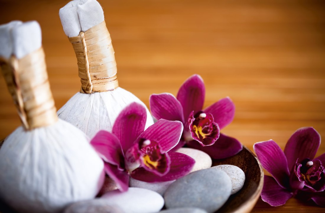 Kräuterstempel-Massagen in Amberg