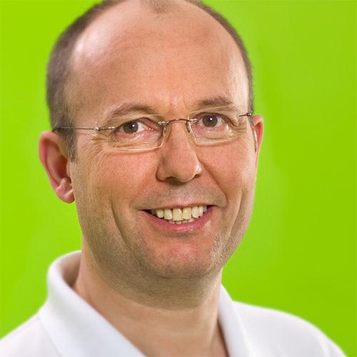 Diplom-Sportphysiotherapeut Waldemar Riemer