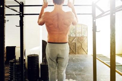 Auch ein starker Rücken kann entzücken!