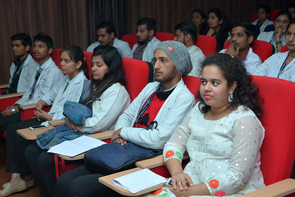 Guest lecture - Repiratary Physiotherapy pic1