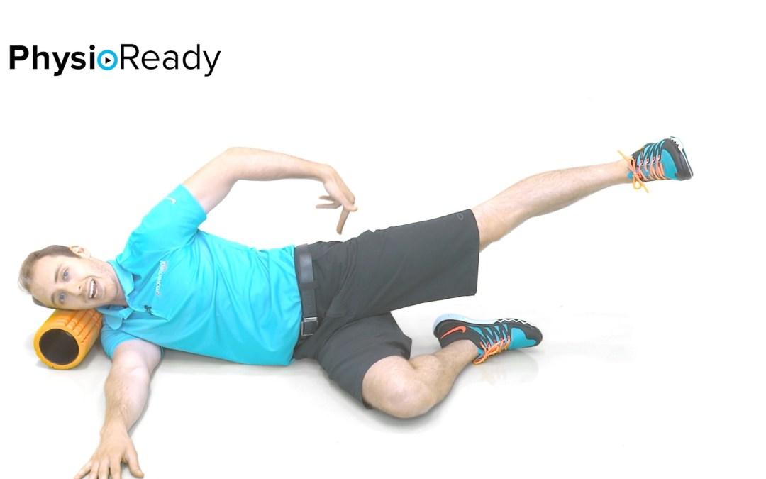 How to Strengthen Your Glute Med | Side Lying Leg Raise