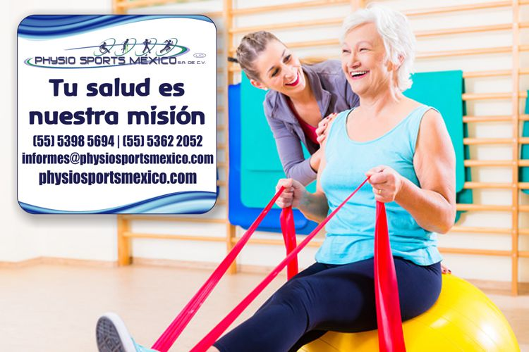 La fisioterapia en el envejecimiento saludable