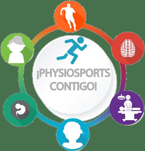 Especialidades de fisioterapia en Physio Sports México