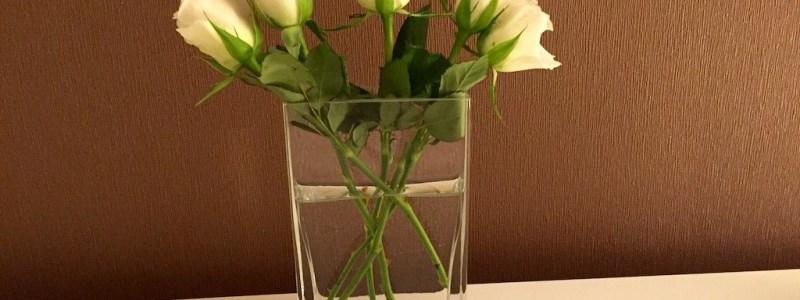 Blumendekoration diese Woche