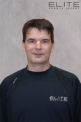 Barry Conner - Winnipeg Physiotherapist, St Vital
