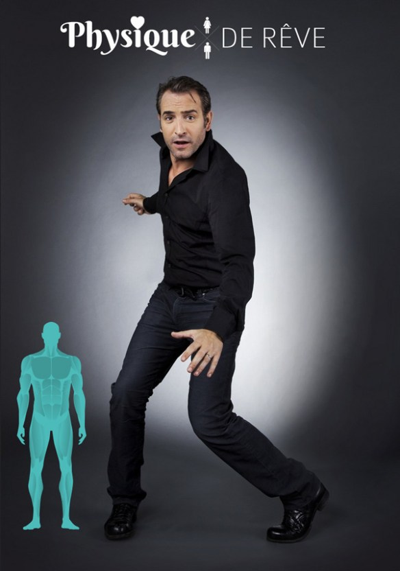 Jean-Dujardin-mensurations-muscles