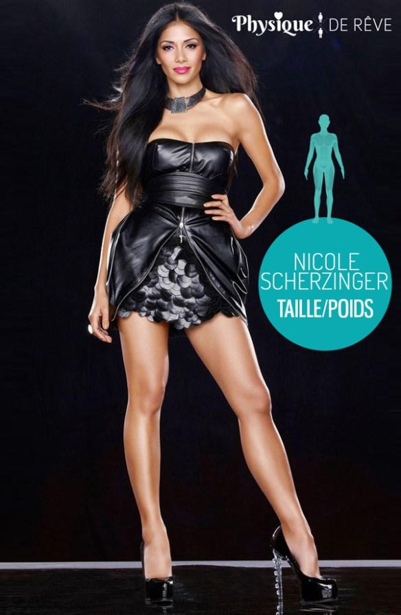 Nicole-Scherzinger-taille-poids