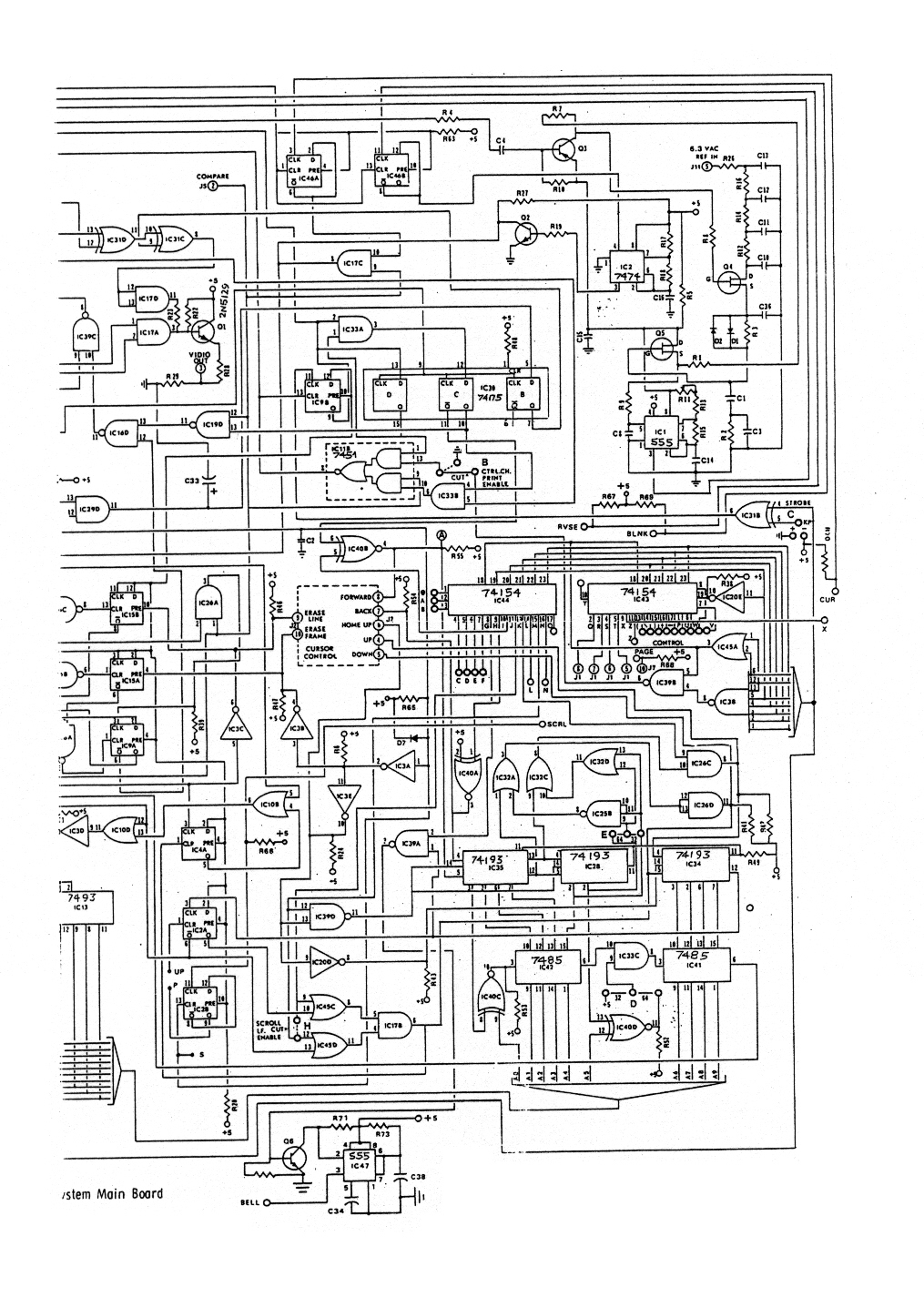 Fine 1086 International Tractor Wiring Diagram Frieze Wiring International  Truck 4300 Wiring-Diagram 2001 International 4700 Wiring Diagram