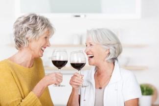 Wein kann Demenzrisiko senken