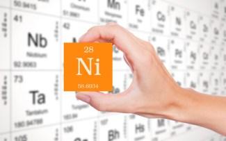 Nickel löst häufig Kontaktallergien aus