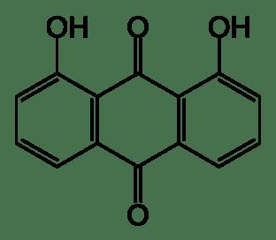 1,8-dihydroxyanthracène