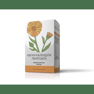 Квітки Календули Лікарської