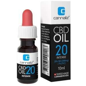 Cannaliz CBD-Öl «20» – 20% CBD