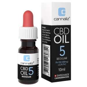 Cannaliz CBD Oil : 5% CBD