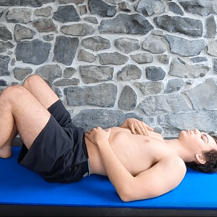 Breathing with the diaphragm can improve oxygenation and muscle efficiency