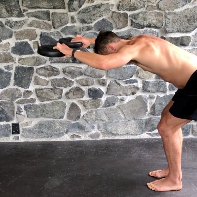 , Exercise of the Month: Bent-Over TYI