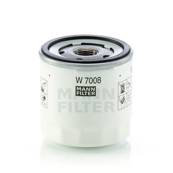 W 7008 Фильтр масляный