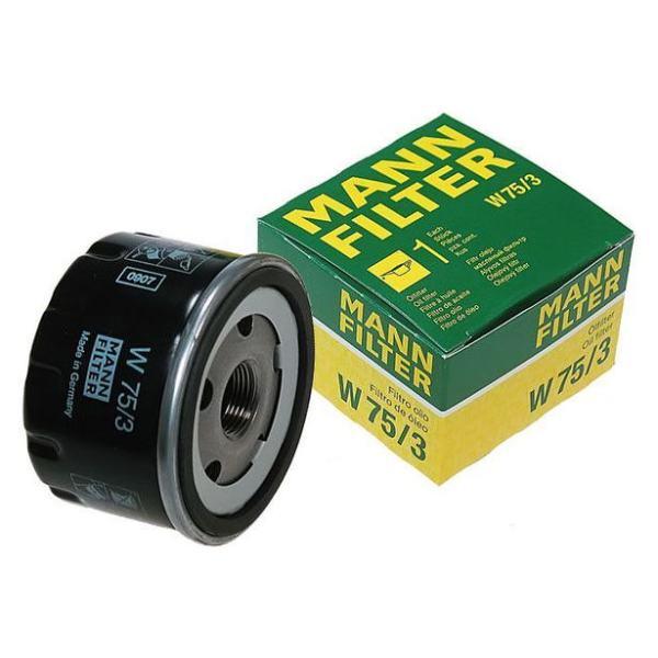 MANN-FILTER W 75/3 упаковка