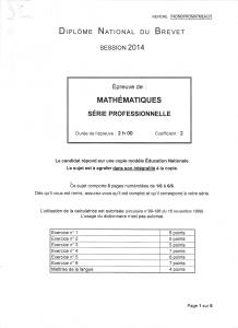 Sujet_brevet_mathematiques_professionnel_France_2014