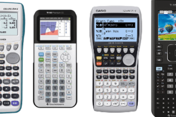 Calculatrice avec mode examen