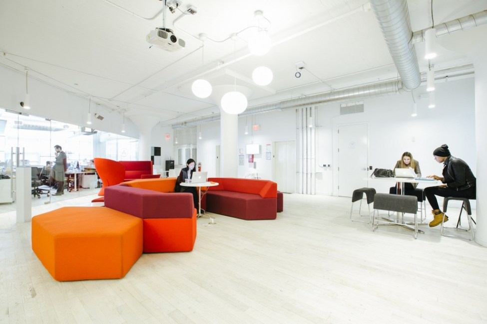 WeWork, Future of Work, Office Spaces,