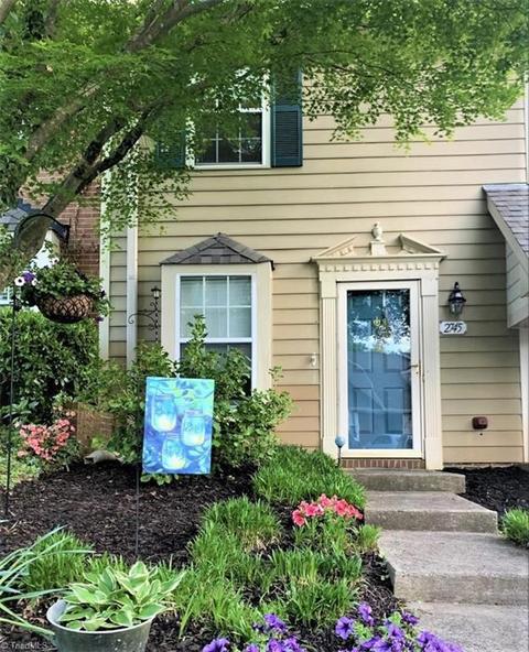 garden homes greensboro nc condos
