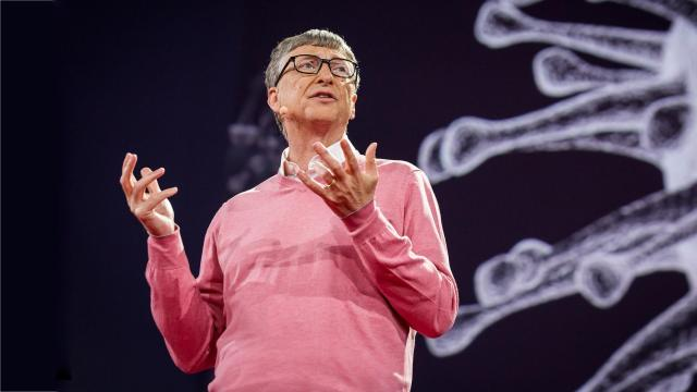 Bill Gates: ¿La próxima epidemia? No estamos listos | TED Talk