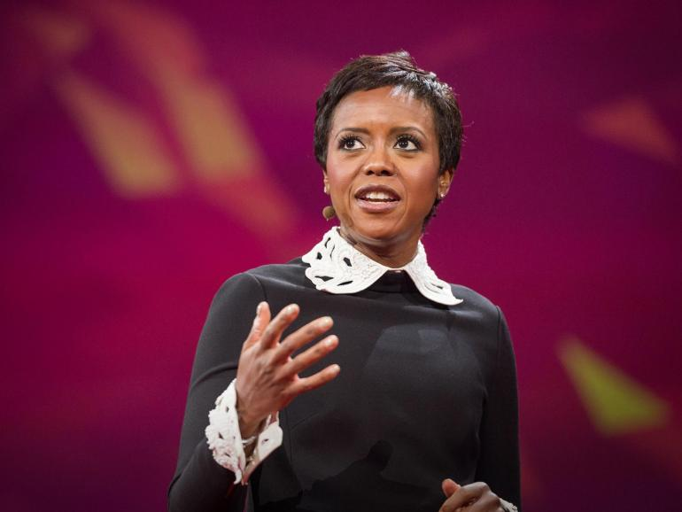 Image result for mellody hobson ted talk