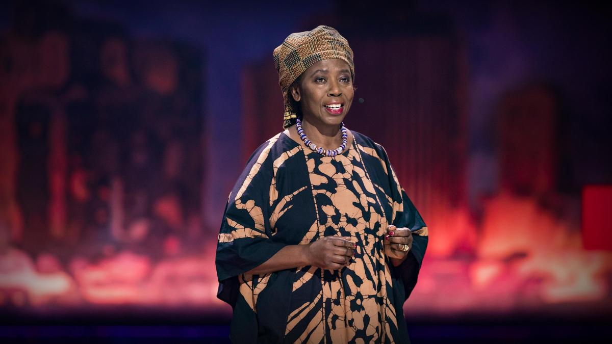 TED TUESDAY: To solve the world's biggest problems, invest in women and girls