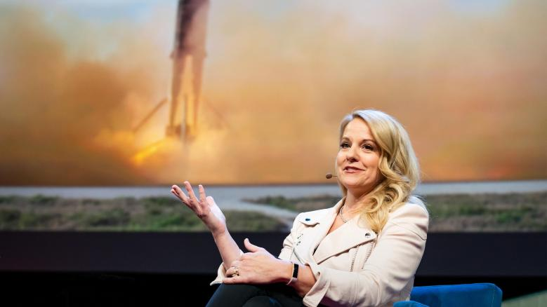 SpaceX's plan to fly you across the globe in 30 minutes