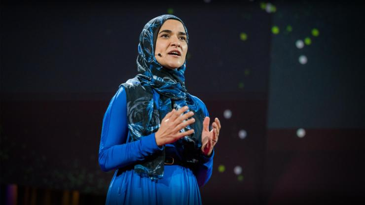 Dalia Mogahed at TED 2016 | Researcher and pollster Dalia Mogahed is an author, advisor and consultant who studies Muslim communities.