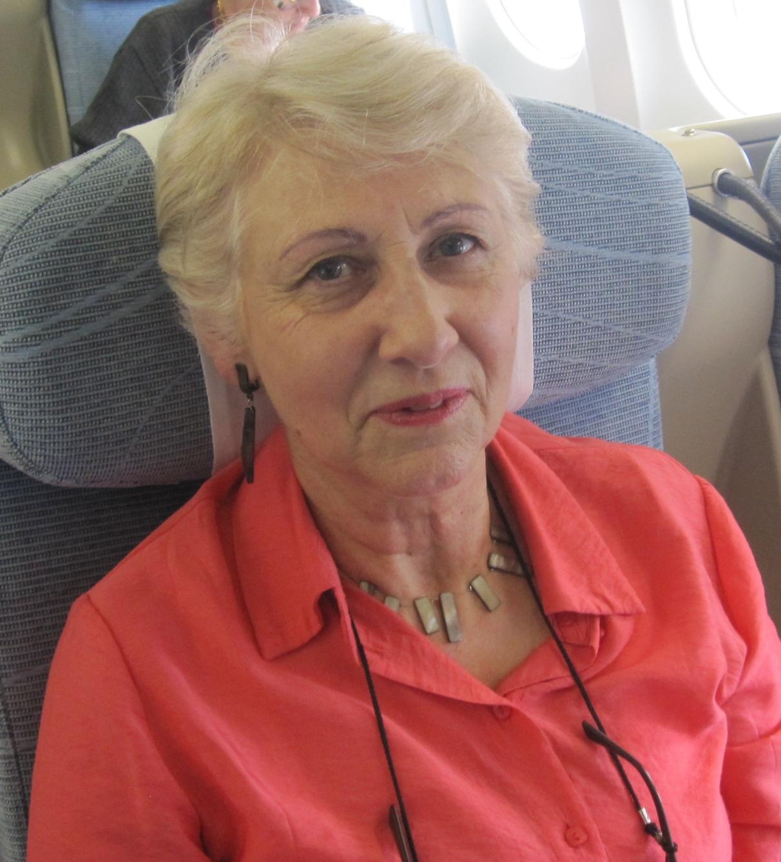 Pia Horan-Gross - Author