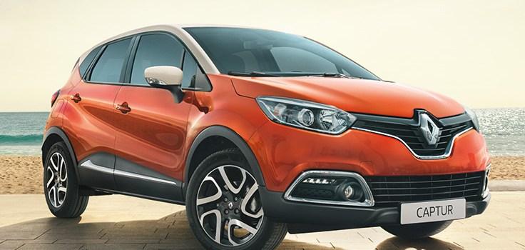 Den Renault Captur für 111 EUR monatlich fahren