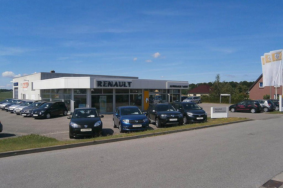 Renault in Friedland