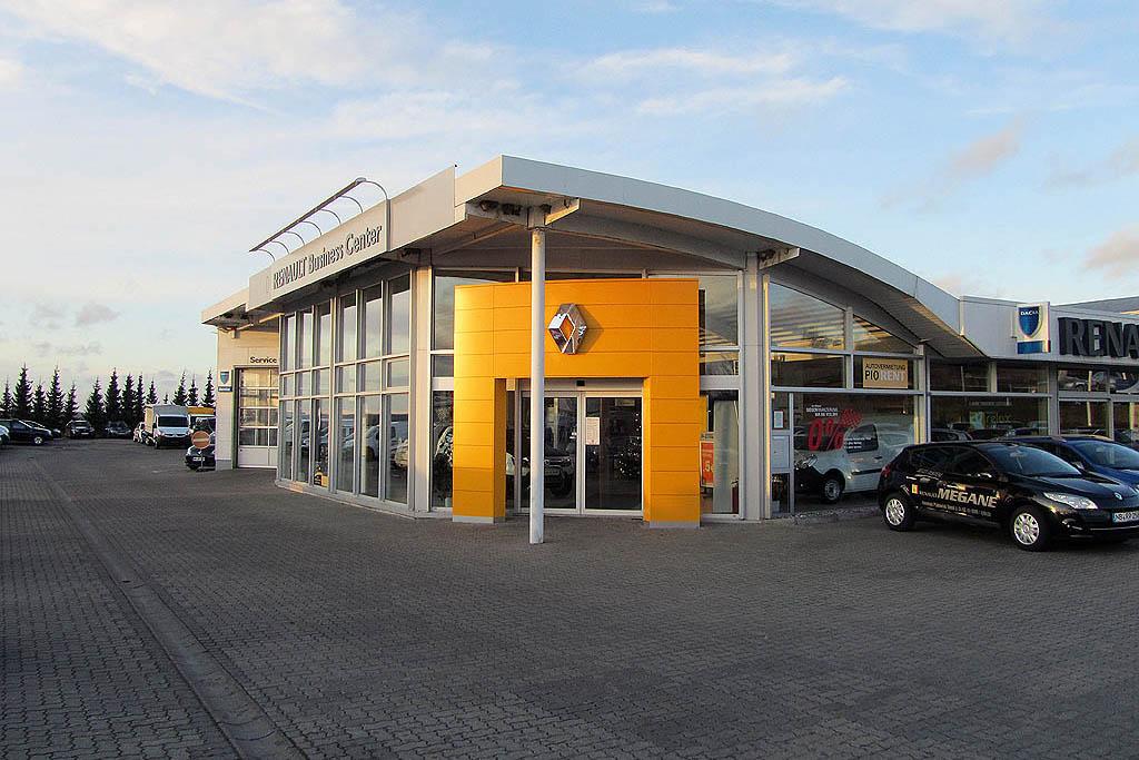 Renault Neubrandenburg