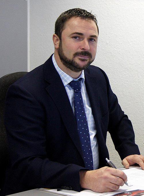 Mattias Perleberg - Verkaufsleiter