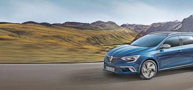 Der Renault Megane ab 14.990,- EUR