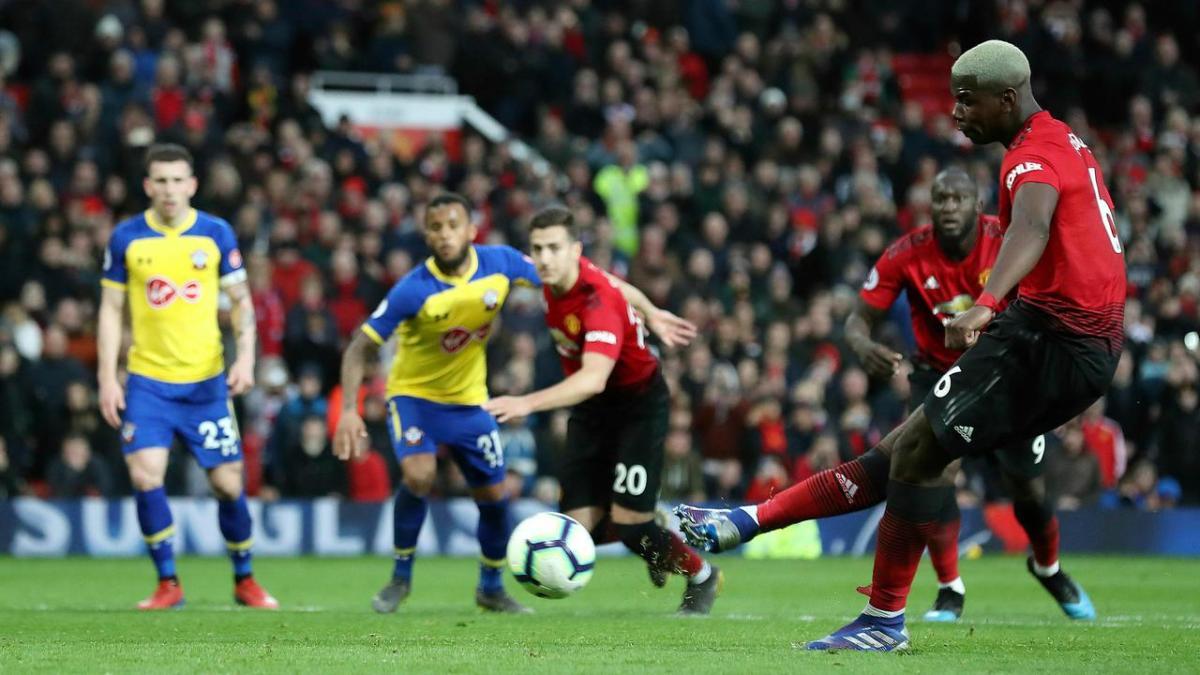 Paul Pogba Masih Jadi Eksekutor Penalti Utama Manchester United