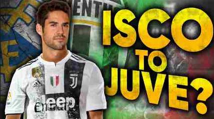 Juventus Akan Mendatangkan Isco Pada Transfer Musim Ini