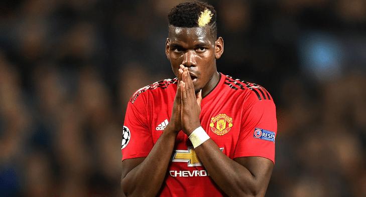 Pogba Di Klaim Tidak Bekerja Keras Di Manchester United