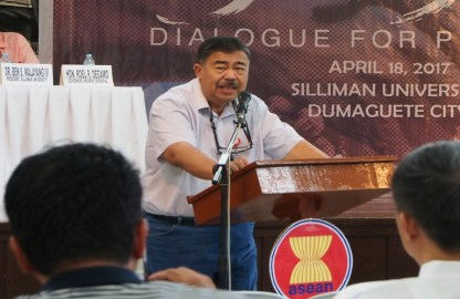 Dr. Ben Malayang III
