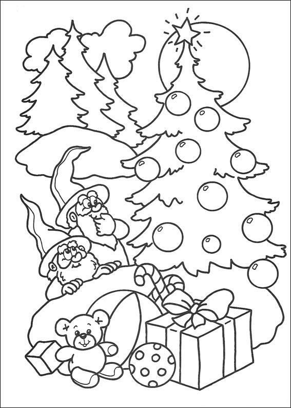 Una bellissima raccolta di immagini natalizie da colorare e stampare e colorare con i vostri bambini, potete fotocopiarle e divertirvi. 470 Disegni Di Natale Da Colorare Pianetabambini It