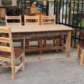 Tavolo in legno teak