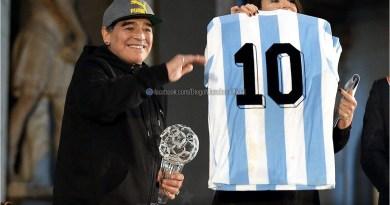 """Annullata inaugurazione del """"Maradona"""""""