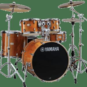 Yamaha Stage Custom Birch HONEY AMBER