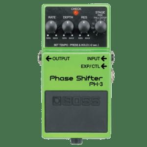 Boss PH-3 Pedal Phase Shifter Stomp Box