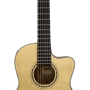 Guitare électro-classique 2HCE BOIS MASSIF SONATA