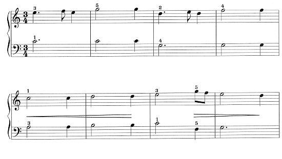 ピアノソナタ前半