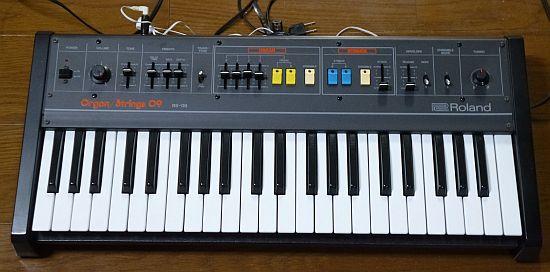 オーランドのキーボード
