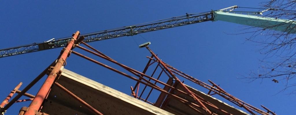 Coordinatore sicurezza in progettazione, cantiere, ponteggi, gru, sicurezza, salute, lavoro